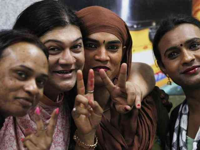 identity cards to the transgenders