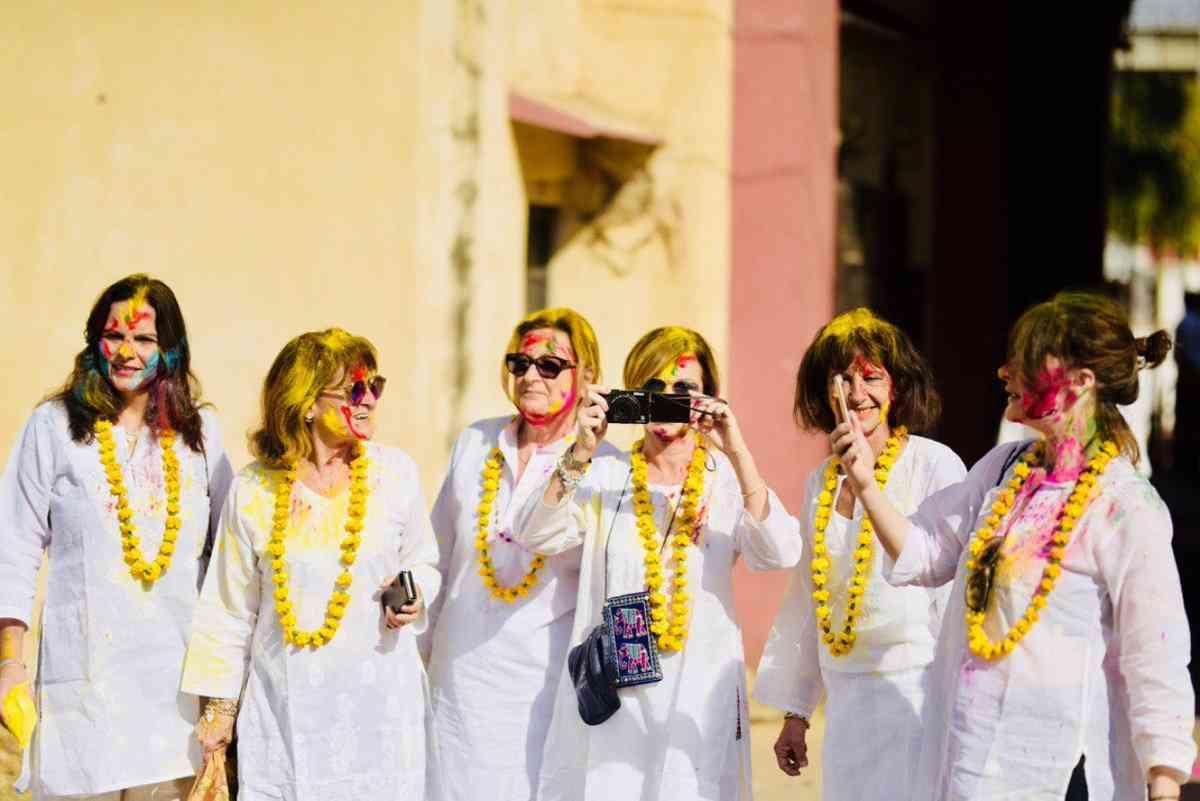 Rajasthan target of 50 Million tourists