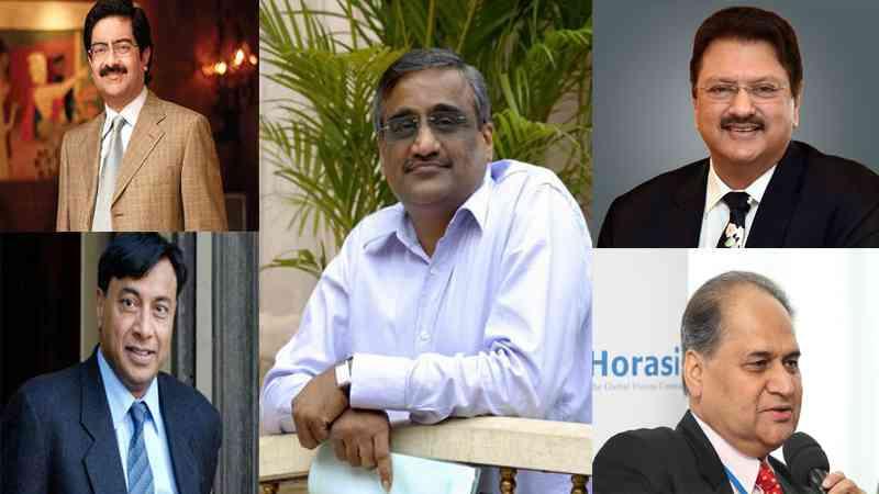 Top 5 Marwari businessman (Rajasthan)