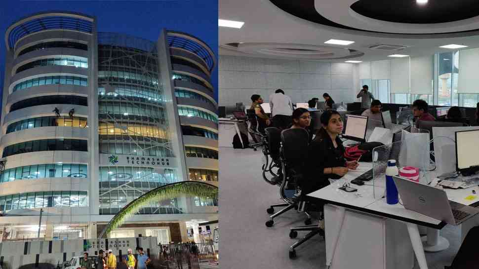 Bhamashah Techno Hub