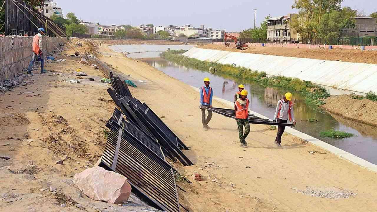 Drayavati riverfront Jaipur
