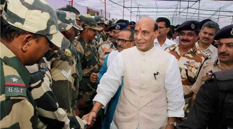 RajNath Singh-Home Minister