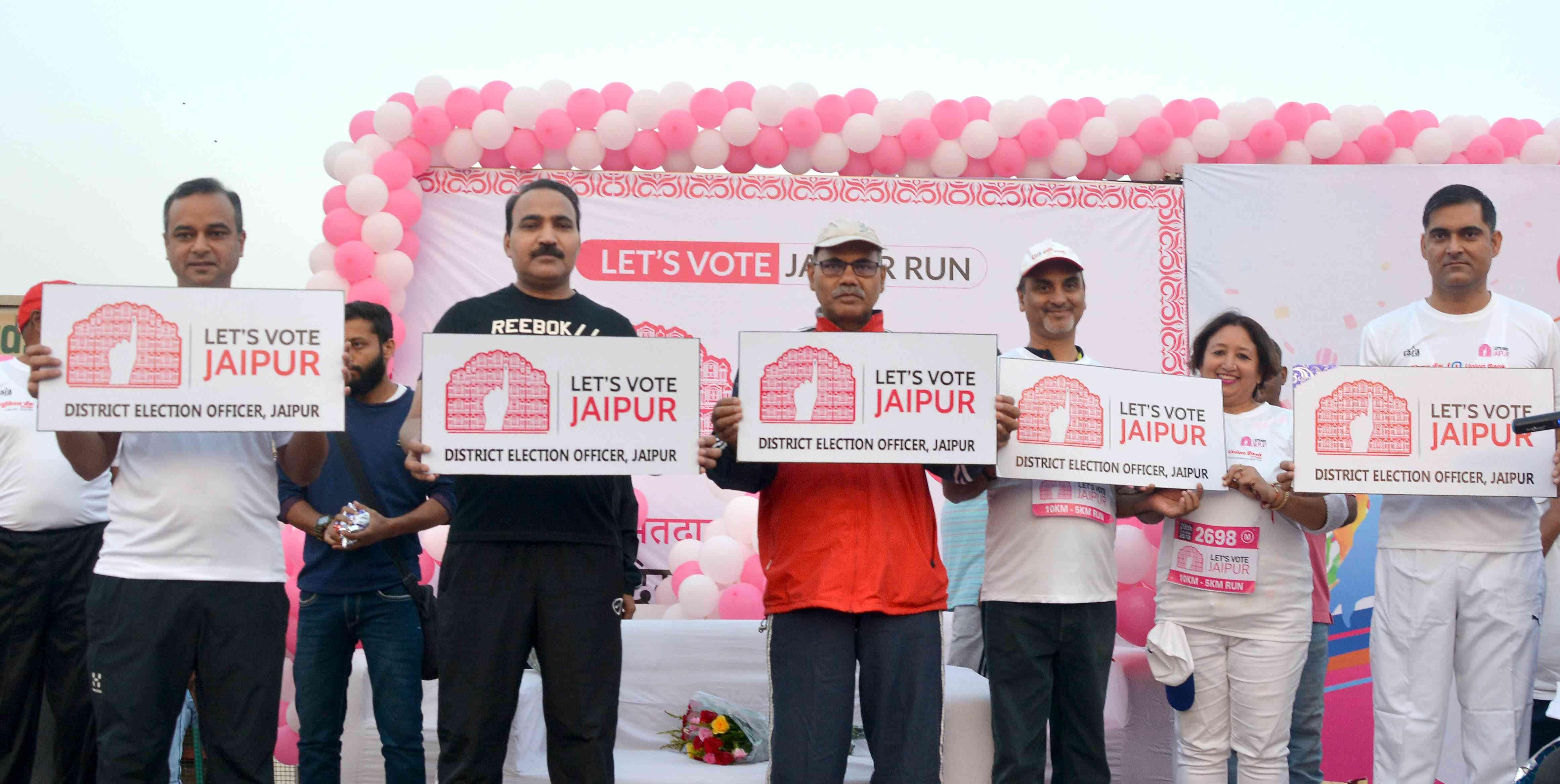 Let's Vote Jaipur