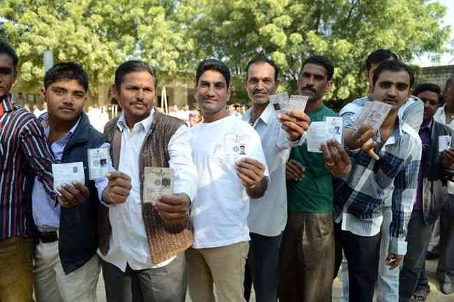 Rajasthan Polling booths