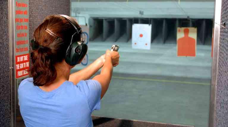 Shooting range Jaipur