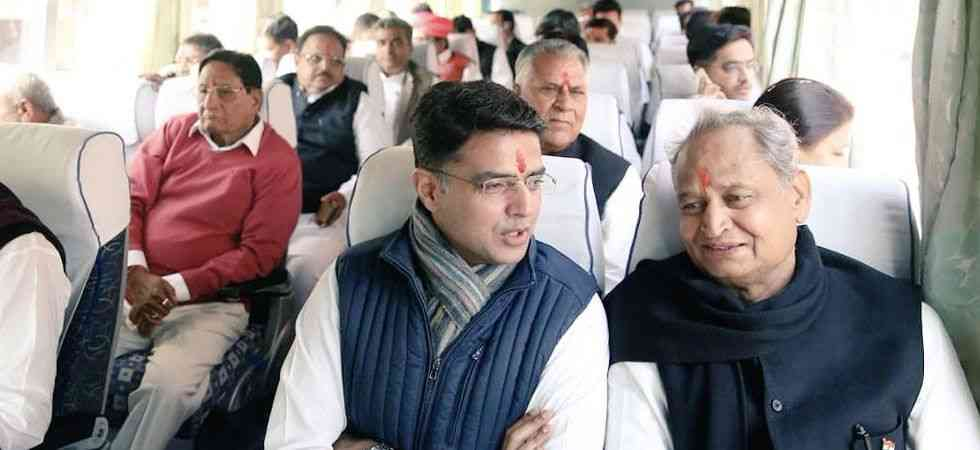 Congress Ministers in Rajasthan