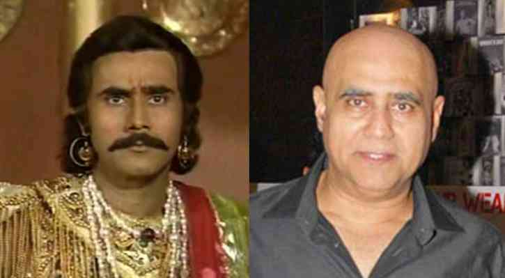 Punit Issar as a Duryodhan in Mahabharat