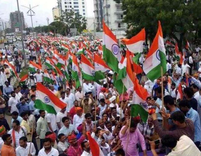 #tirangayatra #independenceday #rajasthan