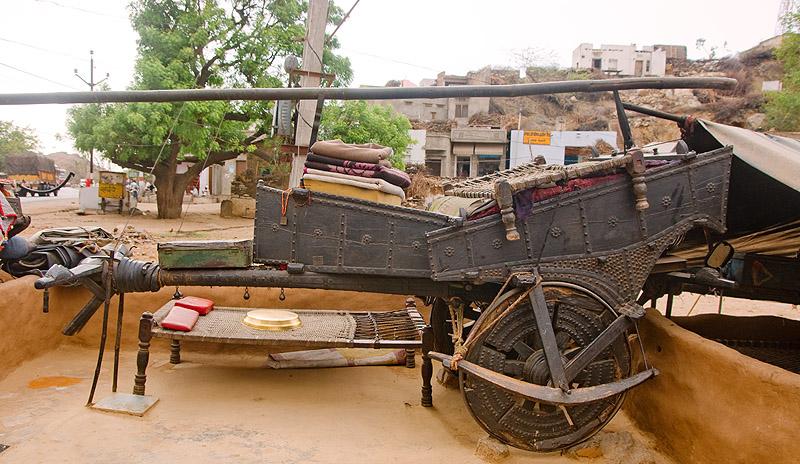 Gaduliya Lohars' Bullock cart
