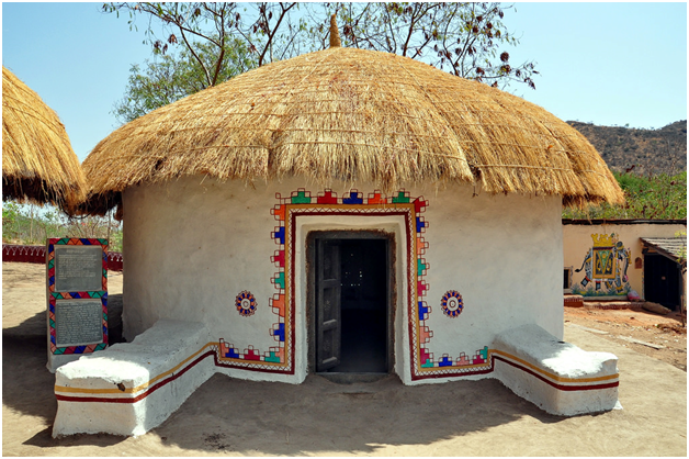 Meghwal hut Udaipur