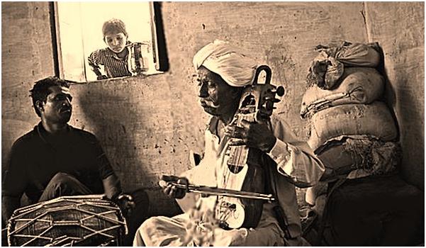 Manganiar singer Jajman