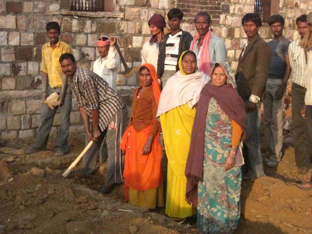 Sahariya family