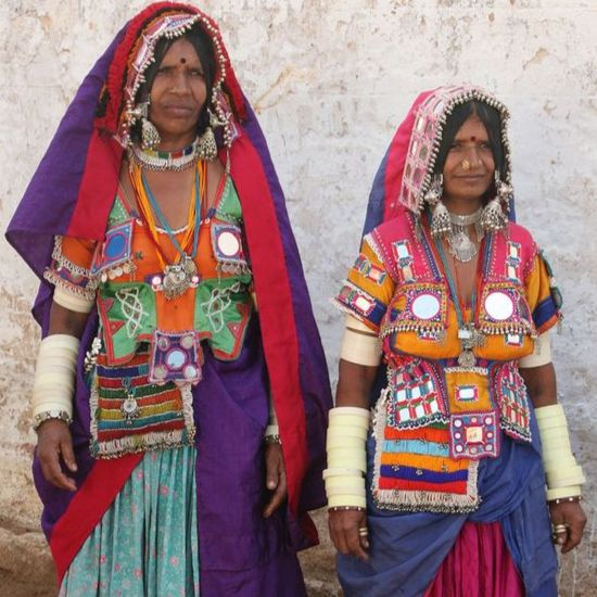 Lambadi tribal women