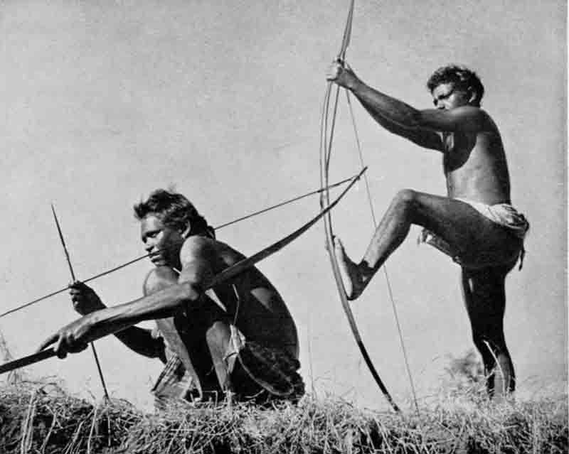 Bhil archers of Mewar