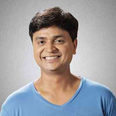 Stand up comedian Vipul Goyal