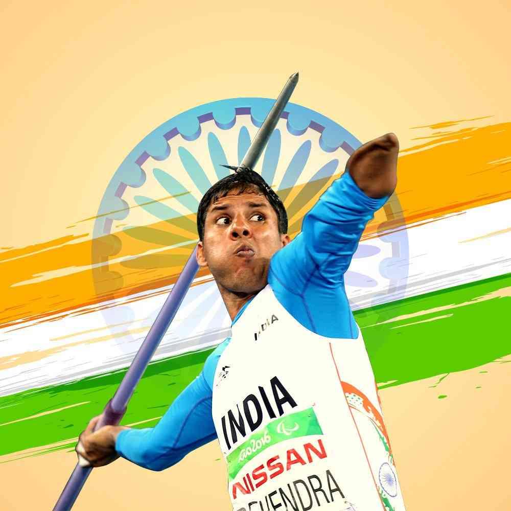 Devendra Jhajharia (Paralympian Javalin Thrower)