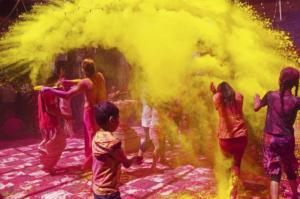 festival of color holi