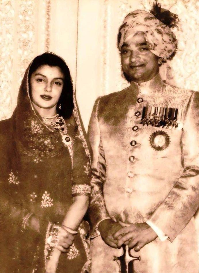 maharani gayatri devi rajmata Sawai Man Singh II Bahadur Maharaja of Jaipur