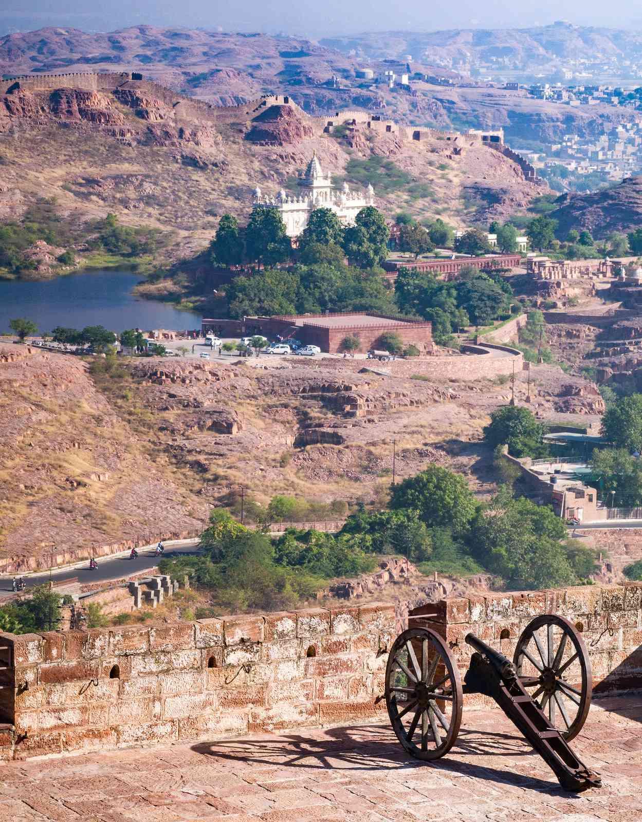 Jaswant Thada Jodhpur | Rajasthan Tourism
