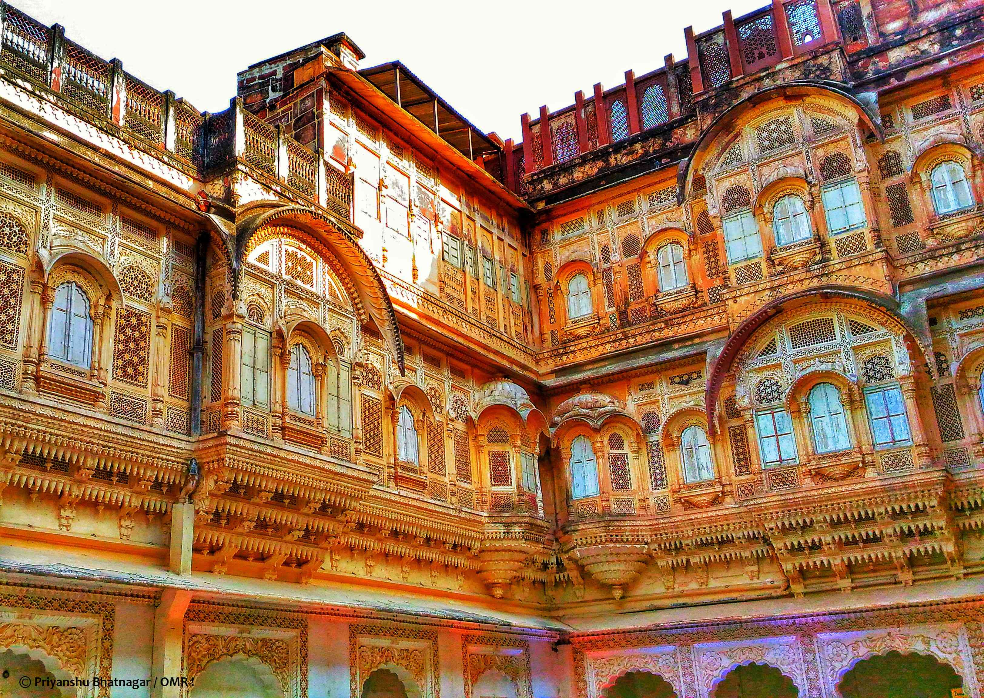 Mehrangarh Fort - As Never Seen Before