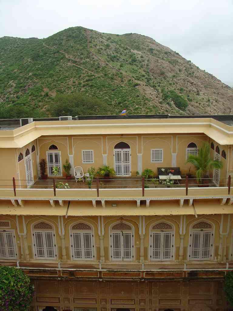 Samode Palace Haveli  Jaipur