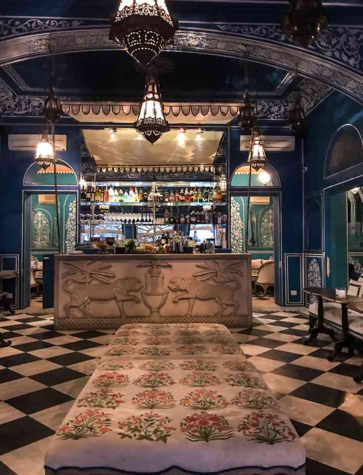 Bar Palladio Narain Niwas Palace