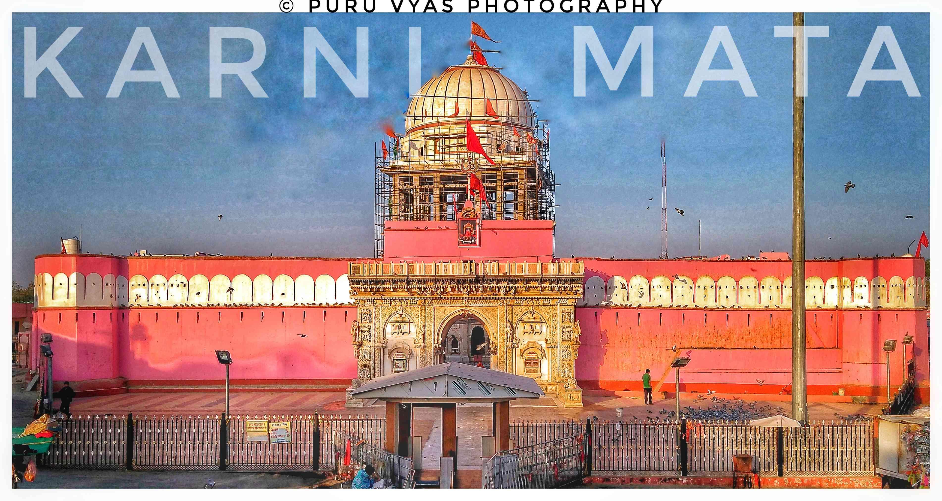 Karni Mata Temple, Deshnoke, Bikaner