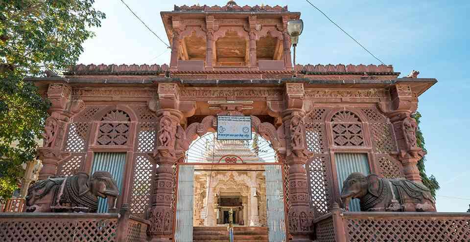 Talwara Temple