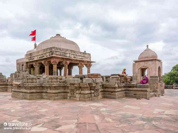 1300-year old Harshat Mata Temple, Abhaneri