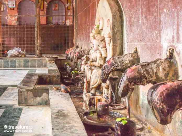 Rudra Temple, Jhajhi Rampura village