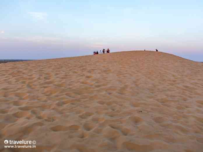 desert area rajasthan