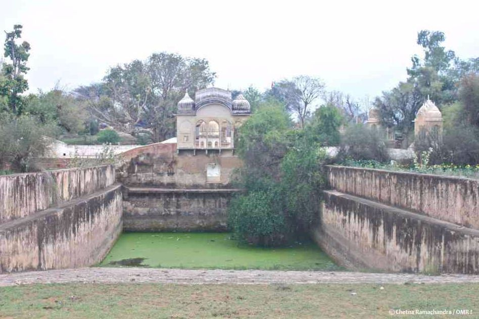 ramp of the Chokhani Johara, Mandawa