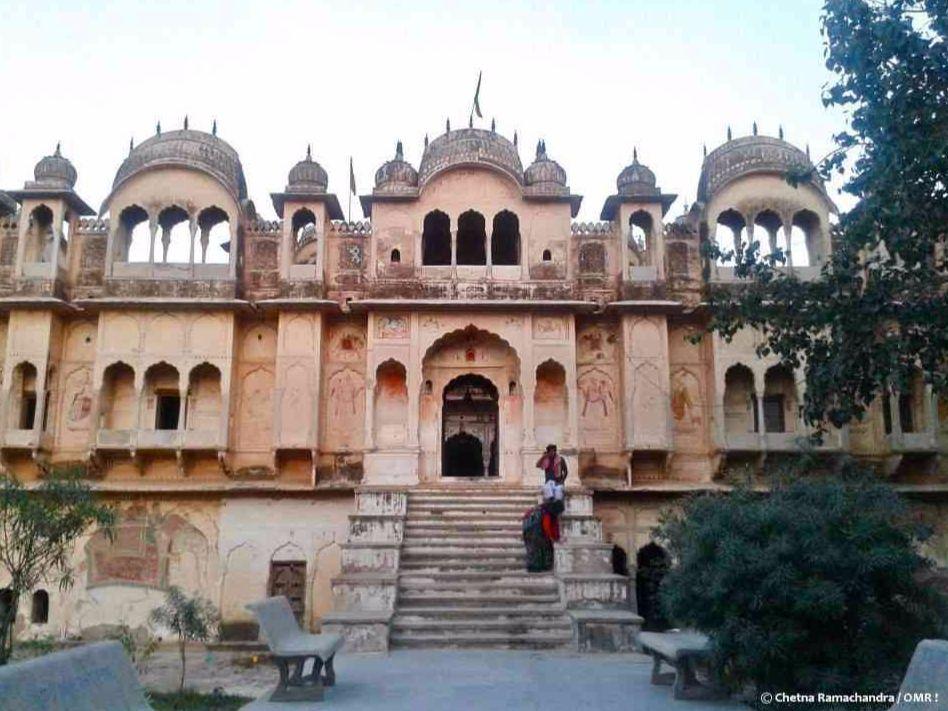 Temple in Ramgarh
