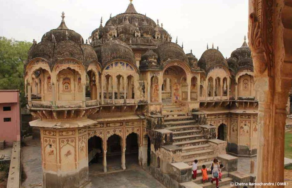 Poddar Cenotaphs in Ramgarh