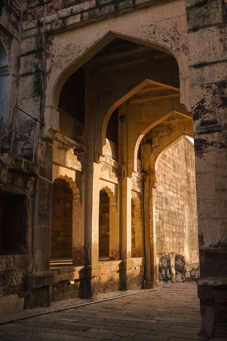 Royal Pathway - Darwaza