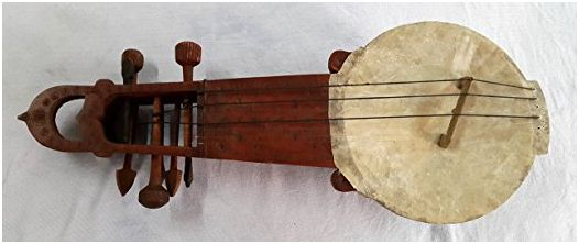 Kamaicha musical instrument