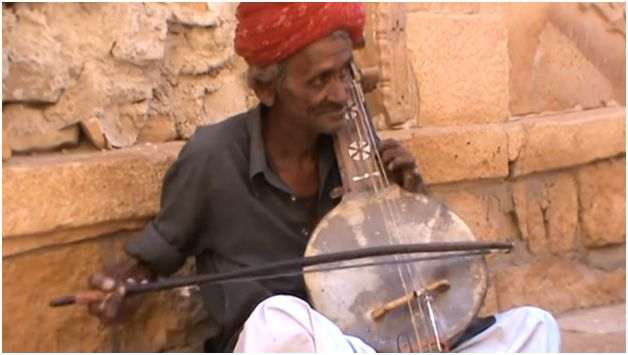 Kamaicha player