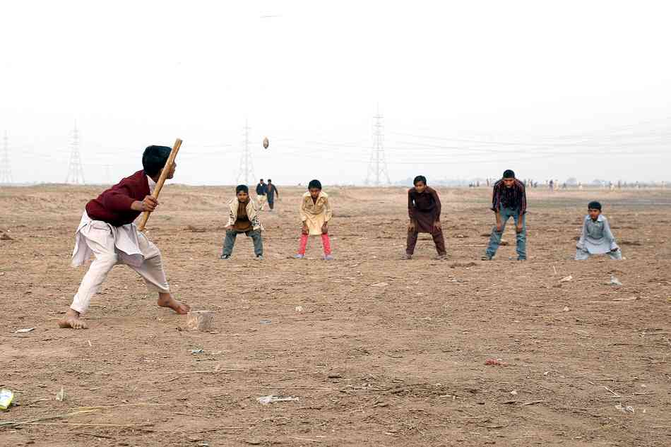 traditional outdoor games