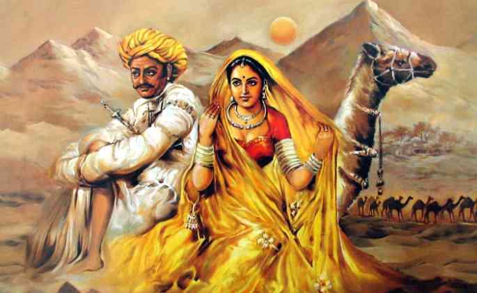 Mumal Rajasthani folk song
