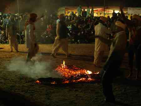 Fire Dance of Rajasthan