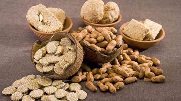 Makar Sankranti food
