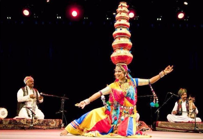 Bhavai dance