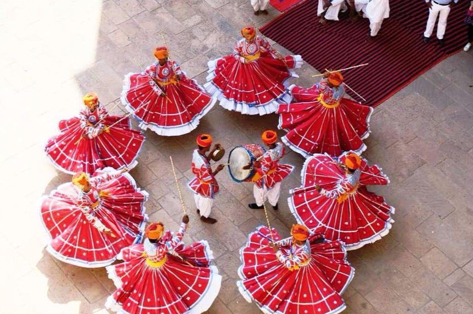 Gair dance