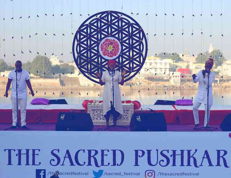 The Sacred Pushkar