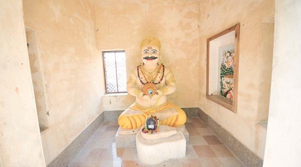 Ravana Idol Ravana Temple