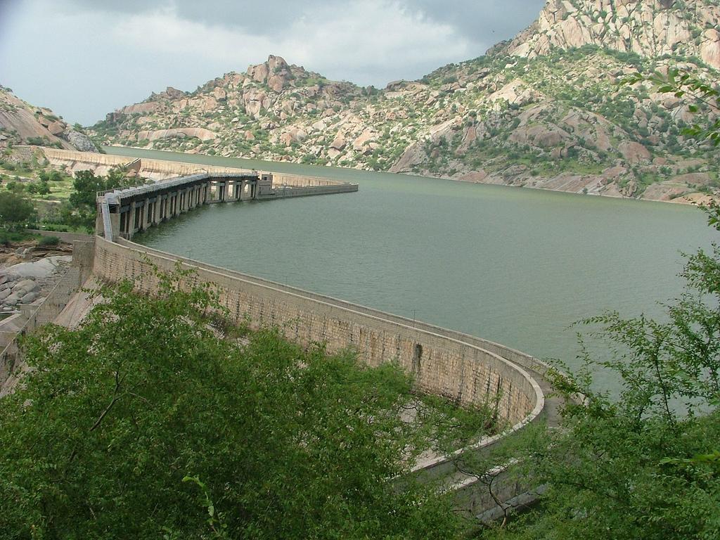 Jawai Dam