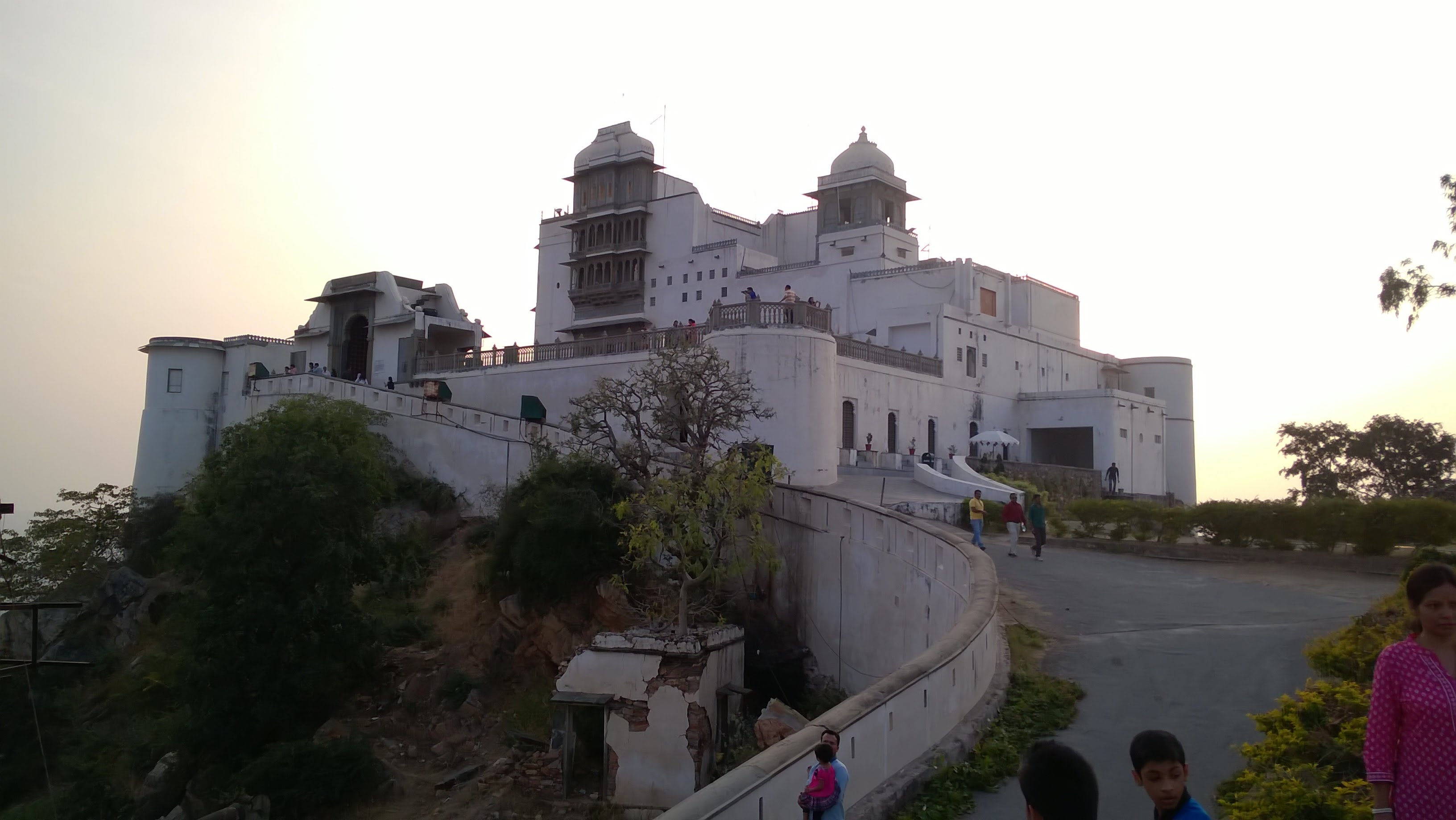 Monsoon Palace in Udaipur tourism