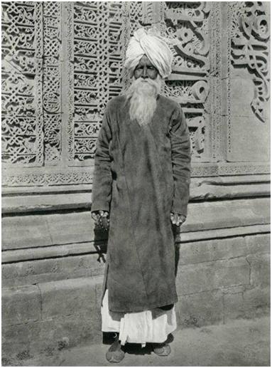 sufi person