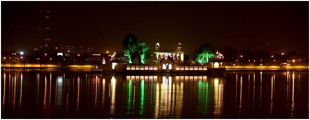 Jag Mandir Kishore Lake Kota