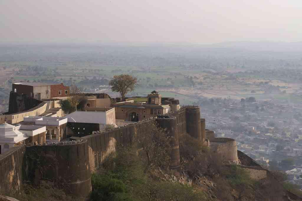 kuchaman fort photos